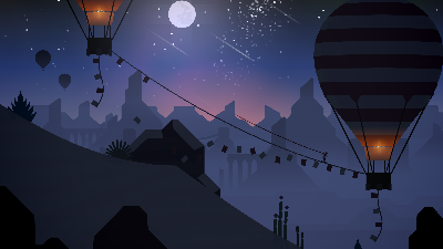 Alto's Odyssey – out now for iOS